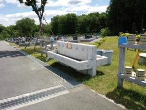 水汲み場/手桶置き場②